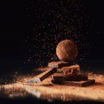 Chocolats : sachet de truffes