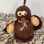 Sujet au chocolat 7