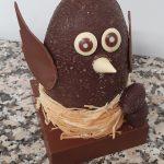 Sujet au chocolat 8