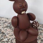 Sujet au chocolat 2
