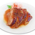 Barquette magret de canard au miel et épices