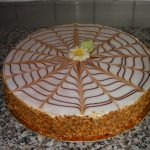 Mille-feuille rond