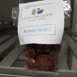 Sachet de chocolats au caramel